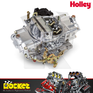 Holley 670cfm 4 Barrel Manual Choke Street Avenger Carburettor Ho0 85670