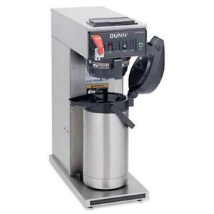 Bunn Cwtf15 aps Commercial Airpot Coffee Brewer
