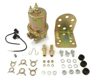 Electric Fuel Pump Hardware For Carter P4594 P4070 12v 72 Gph 4 8 Psi Npt 1 4