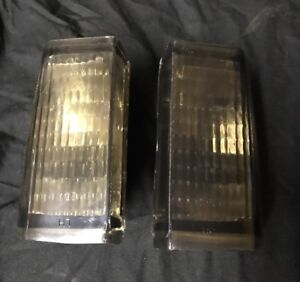 Vw Mk1 Rabbit Gti Caddy Pickup Late Westy Smoked Turn Signals Ships Fast