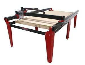 Wright Cnc 4x8 Router Table made In The Usa