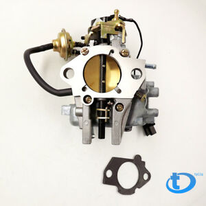 Carburetor Type Carter Yfa 1 Barrel Electric Choke Fit For Ford 4 9l 300 Cu F150