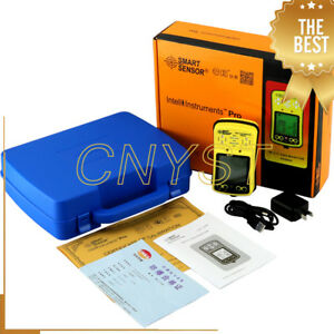 As8900 Handheld 4 In 1 Gas Detector Monitor Analyzer O2 Co H2s Combustible Gas
