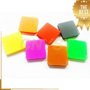 A Type Rubber Hardness Test Block Kit With 7 Color Block For Durometer