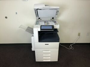 Xerox Altalink 8030 Color Copier Machine Network Printer Scanner Fax Copy Mfp