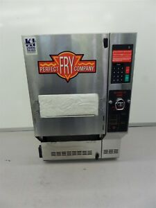 Perfect Fry Company Pfa5708 Fully Automatic Ventless Countertop Deep Fryer