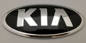 Trunk Tailgate Emblem Ornament For Kia 2007 2008 2009 2010 Sportage 10 11 Soul