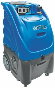 Sandia Sniper 12 Gallon Carpet Extractor 300 Psi 3 Stage With Heat 80 3300 h