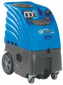 Sandia Sniper 6 Gallon Carpet Extractor 100 Psi 2 Stage With Heat 86 2100 h