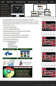 Website Builder Tools Website For Sale Fully Developed Membership Business