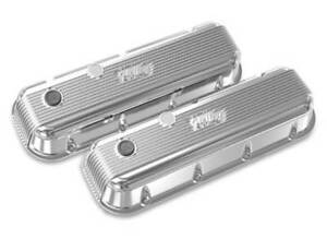 Big Block Chevy Finned Vintage Series Valve Covers 241 301