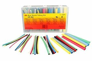 Heat Shrink Tubing Kit 3m Fp 301