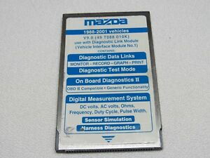 Ford Mazda Ngs Obd Ii 1988 2001 Diagnostic Card Version 9 0
