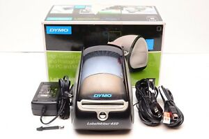 Dymo Labelwriter 450 Turbo Label Thermal Printer In Box With Power Supply