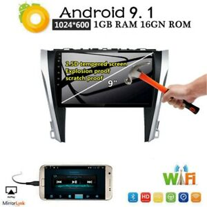 Hd Android 9 1 Car Dvd Player For Toyota Camry 2012 2014 Gps Navigation Radio