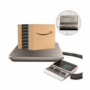 Postal Scale Heavy Duty Digital For Shipping And Postal With Durable Stainles