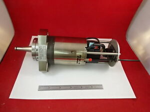 Air Bearing Technology Spindle As Is B 61 a 03