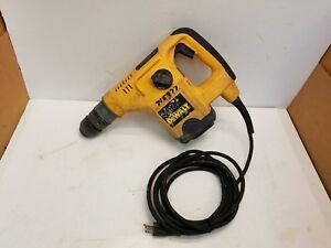Dewalt D25404 1 1 8 Sds Rotary Hammer Drill Drilling Free Shipping