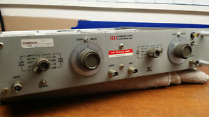 Krohn Hite 3202r Filter Dual Channel Tunable Filter