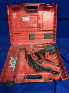 Hilti Gx 120 me Gas Actuated Fastening Tool Used