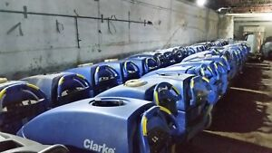 30pc clarke focus Encore Focus Ii Boost 32 And 28 In As is Condition