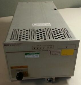 Agilent Hp 70311a Clock Source With 70004a Color System Display