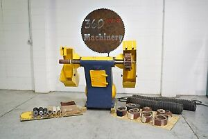 Standard Flap Pneumatic Drum Sander