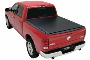 Truxedo Lo Pro Qt Roll Up 5 7 Truck Tonneau Cover For 09 20 Ram 1500 67 4 Bed