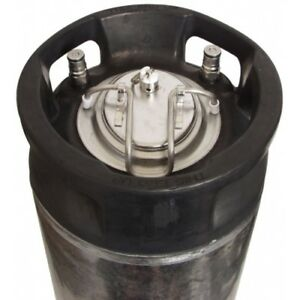 Pin Lock Keg Corny Keg Tank 5 Gallon Home Brew Beer Kombucha Coffee