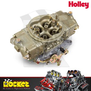 Holley 1000cfm Double Pumper Classic Hp Carburettor Ho0 80513 1