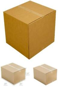 Moving Boxes Large Size 20 X 20 X 15 Boxes Value 6 Pack Packing Or Shipping New