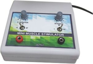 2 X Muscle Stimulator Mini Physiotherapy And Rehab Pain Relief Machine Physio