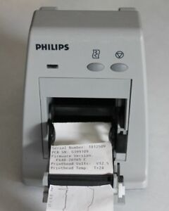 Philips Ma01810 Ekg Strip Printer Ref Number 862120