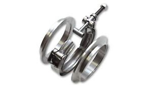 Vibrant Performance 1490 2 5in Clamp And Flange Assembly S steel