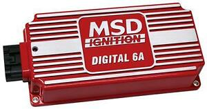 Msd Ignition 6201 gnition Control Module 6 Series 0 12500rpm