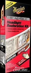 Meguiars G2960 headlight Restoration Kit Free Shipping
