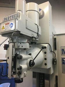 Milltronics Mb20 Vertical Cnc Milling Machine 2008