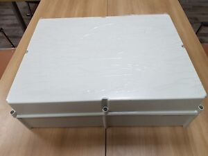 Himeline Thomas Betts Polyester Non metallic Enclosure Hs21d9 21x28x9 Inch