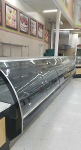 Used Refrigerated Bakery Display Case