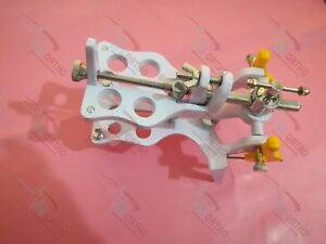 Lab Galetti Dental Plasterless Excellent Quality Articulator Lot Of 10 Pieces