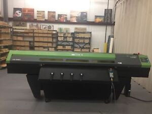 Roland Lej640ft Versauv Large Format Flat bed Printer