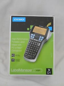 Dymo Labelmanager 420p High Performance Rechargeable Portable Label Maker