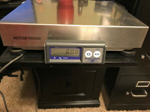 Mettler Toledo Ps60 Usb Shipping Parcel Scale 150lb X 0 05lb Stainless Steel