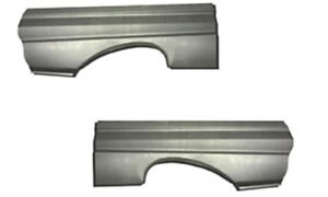 1964 65 Ford Falcon 2 Door Quarter Panel Pair Free Shipping