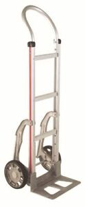 Magliner Modular Hand Truck With Loop Handle 14 Nose 8 Tire Stair Glides