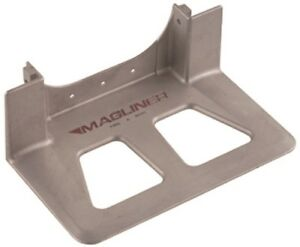 Magliner 14 Wide X 7 1 2 Deep Die cast Aluminum Nose Plate 300200