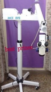 Dental Microscope 5 Step Magnification With Hd Camera Fine