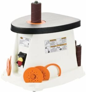 New Shop Fox W1831 1 2 Hp Single Phase Oscillating Spindle Sander Free2dayship