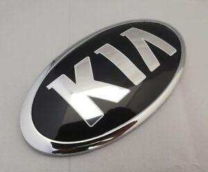 For Kia Sportage Trunk Tailgate Emblem Logo Badge Decal 2005 2006 2007 2008 09