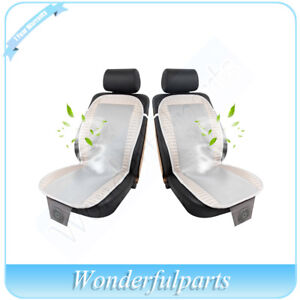 2xcar truck Universal Single Cold Wind Cooling Car Seat Summer Cushion Cooler